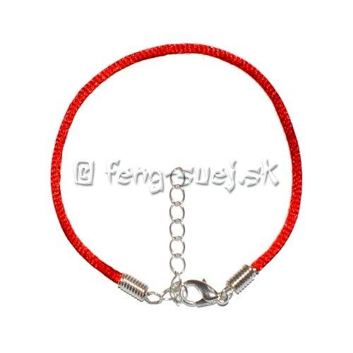 Červený náramok proti urieknutiu - Feng-shui obchod - Feng-šuej.sk f45bbfb403d